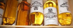 Liste des vins blancs classés de Bordeaux (1855 – Sauternes, Barsac)