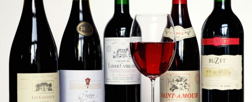Une collection de vin unique au monde